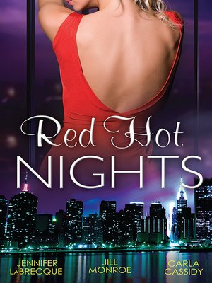 cover image of Red Hot Nights--3 Book Box Set