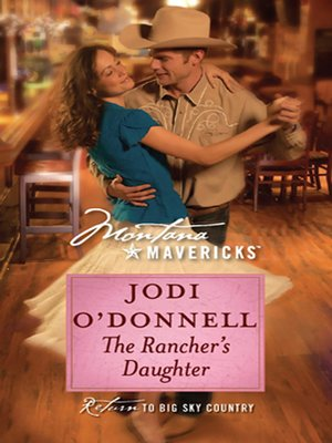 cover image of The Rancher's Daughter