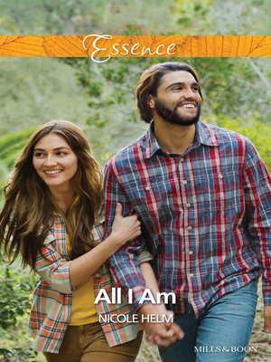 cover image of All I Am