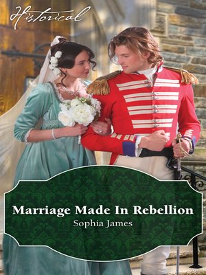 cover image of Marriage Made In Rebellion