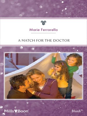 cover image of A Match For the Doctor