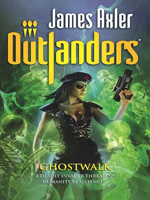 REALITY ECHO OUTLANDERS 52 By Axler James **BRAND NEW**