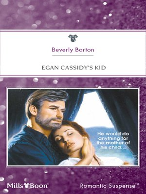 cover image of Egan Cassidy's Kid