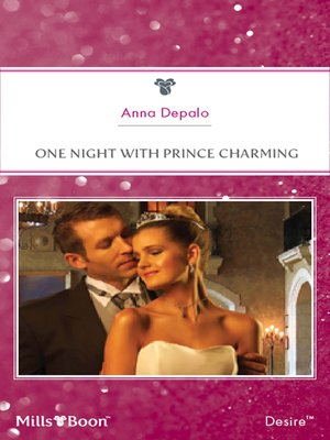 cover image of One Night With Prince Charming