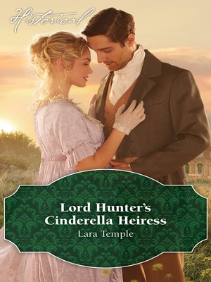 cover image of Lord Hunter's Cinderella Heiress