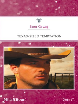 cover image of Texas-Sized Temptation