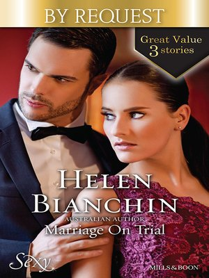 Marriage On Trial/The Husband Test/A Passionate Surrender