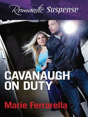 cover image of Cavanaugh On Duty