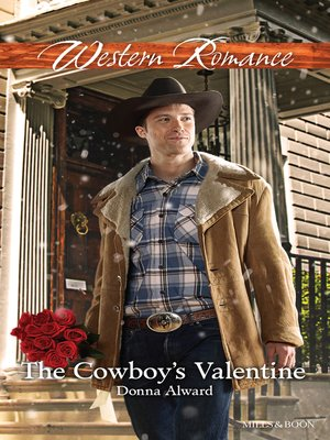 cover image of The Cowboy's Valentine