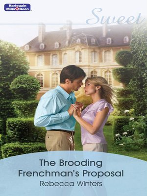 cover image of The Brooding Frenchman's Proposal