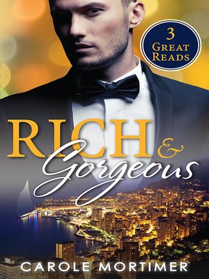 cover image of Rich and Gorgeous--3 Book Box Set