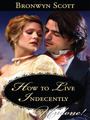cover image of How to Live Indecently