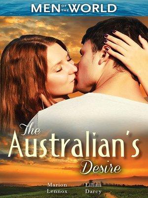 cover image of The Australian's Desire--3 Book Box Set