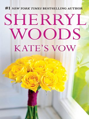 cover image of Kate's Vow