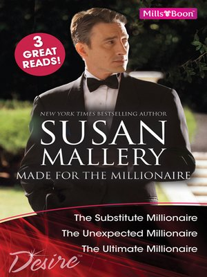 cover image of Made For the Millionaire--3 Book Box Set