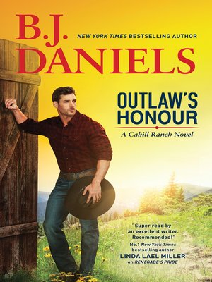 cover image of Outlaw's Honour