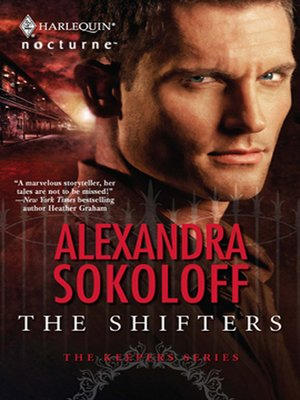 cover image of The Shifters