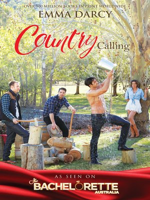 cover image of Country Calling--3 Book Box Set
