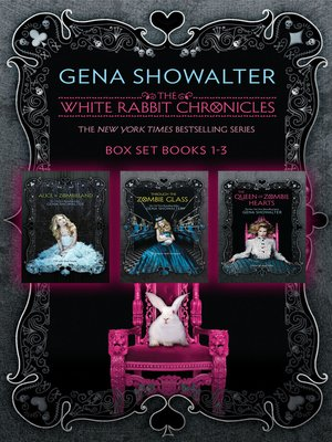 cover image of The White Rabbit Chronicles