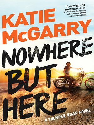 cover image of Nowhere But Here