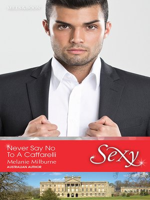 cover image of Never Say No to a Caffarelli