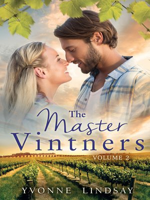 cover image of The Master Vintners Vol 2--3 Book Box Set