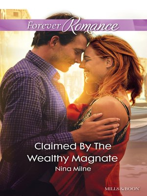 cover image of Claimed by the Wealthy Magnate