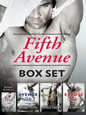 cover image of Fifth Avenue Bundle--4 Book Box Set