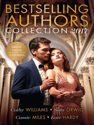 cover image of Bestselling Authors Collection 2017--4 Book Box Set