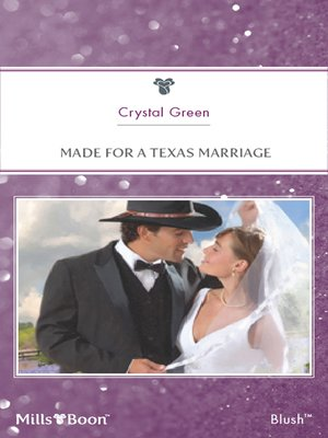 cover image of Made For a Texas Marriage