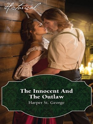 cover image of The Innocent and the Outlaw