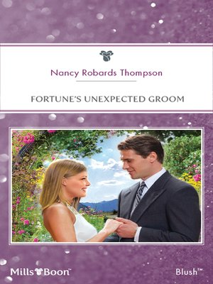 cover image of Fortune's Unexpected Groom