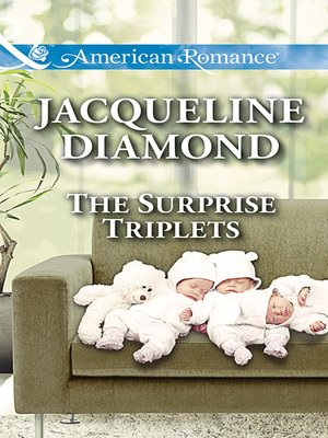 cover image of The Surprise Triplets