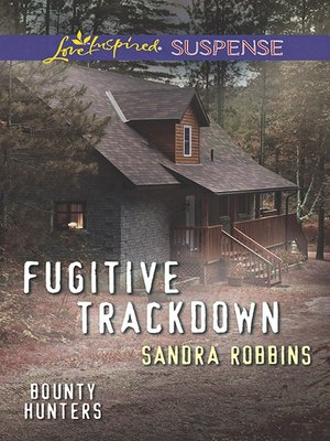 cover image of Fugitive Trackdown