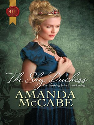 cover image of The Shy Duchess