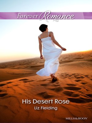 cover image of His Desert Rose