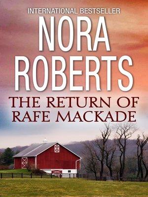 cover image of The Return of Rafe Mackade