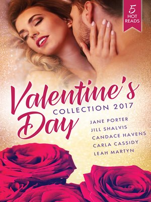 cover image of Valentine's Day Collection 2017--5 Book Box Set