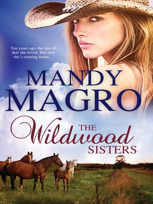 cover image of The Wildwood Sisters