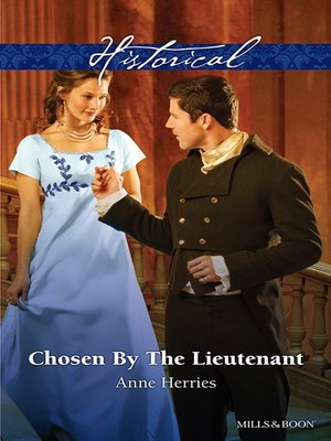 cover image of Chosen by the Lieutenant