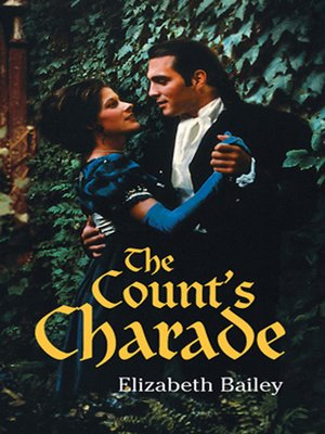 cover image of The Count's Charade