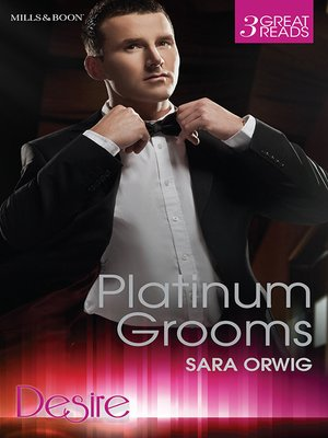 cover image of Platinum Grooms/Pregnant At the Wedding/Seduced by the Enemy/Wed to the Texan