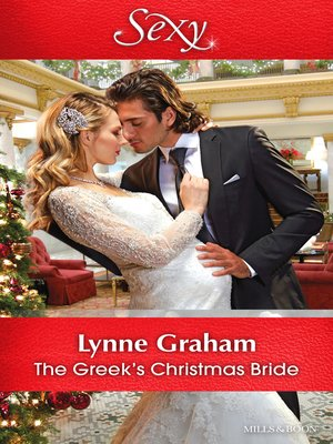 cover image of The Greek's Christmas Bride
