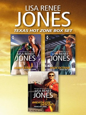 cover image of Lisa Renee Jones Bundle/Jump Start/High Octane/Breathless Descen