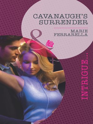 cover image of Cavanaugh's Surrender