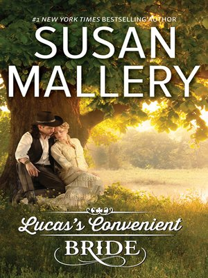 cover image of Lucas's Convenient Bride