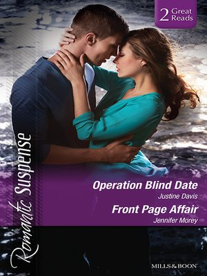 cover image of Operation Blind Date/Front Page Affair