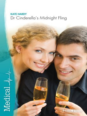 cover image of Dr Cinderella's Midnight Fling