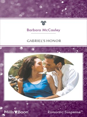 cover image of Gabriel's Honor