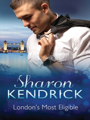cover image of London's Most Eligible--3 Book Box Set